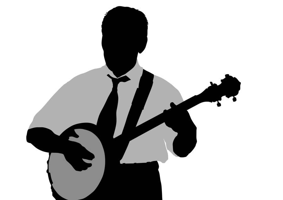 Banjo i populærmusikken