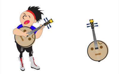 Noen eksklusive banjoer fra CMB