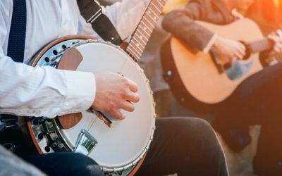 Hvorfor velge banjo framfor gitar?