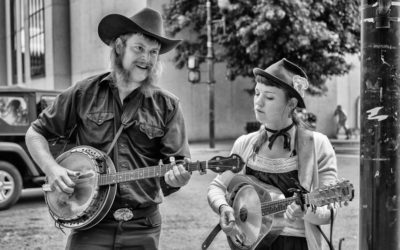 Nybegynner i banjo – spill en duell