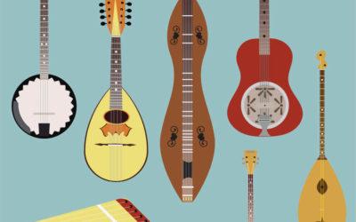Banjoens søskenbarn – ukulele og mandolin