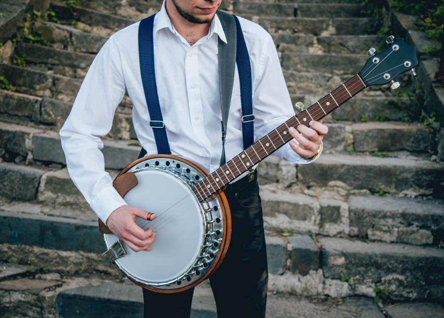 Kunsten å spille banjo