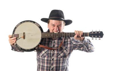 10 ting man ikke kan gjøre med banjo
